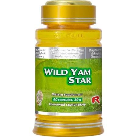 WILD YAM STAR pomocny w menopauzie