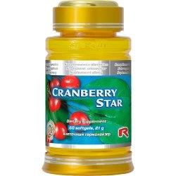 CRANBERRY STAR żurawina- infekcje pęcherza i dróg moczowych