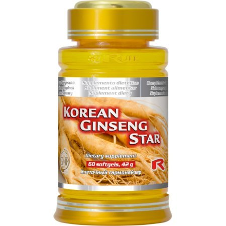 KOREAN GINSENG STAR-libido