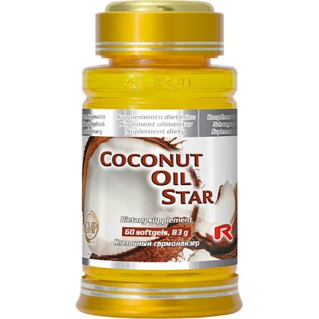 COCONUT OIL STAR-metabolizm