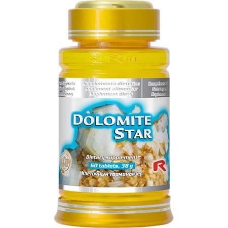 DOLOMITE STAR - wapń, wzmocnienie kości