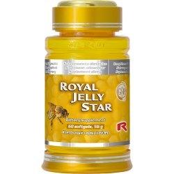 ROYAL JELLY STAR mleczko pszczele, odporność, osktrzela, płuca