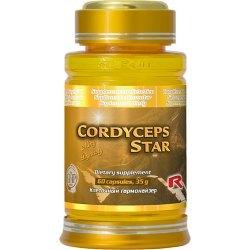 CORDYCEPS STAR-kordyceps-odporność, nowotwory