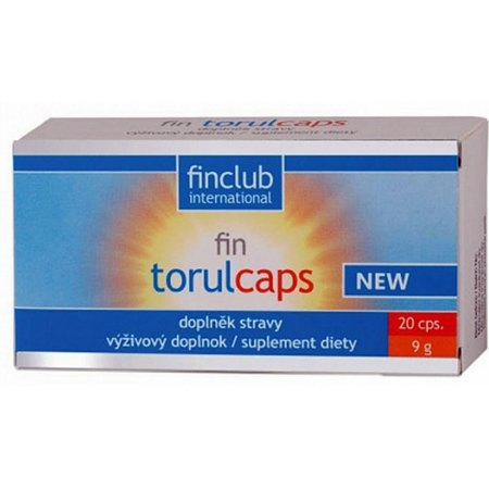 fin Torulcaps-regeneracja wątroby