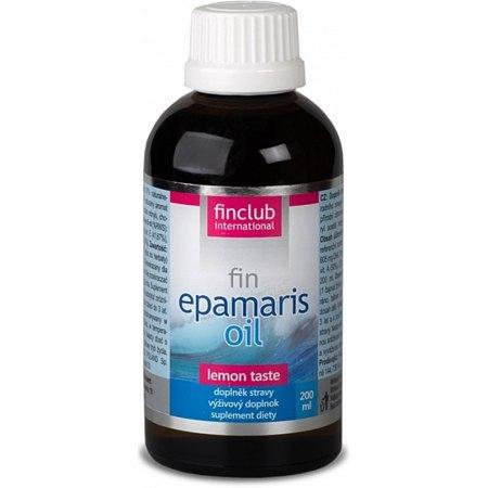 fin Epamaris oil- wysoki cholesterol,serce,mózg