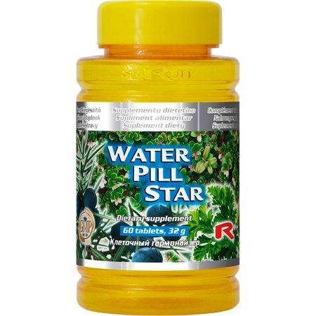 WATER PILL STAR-nerki, obrzęki,