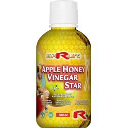 APPLE HONEY VINEGAR STAR-odchudzanie