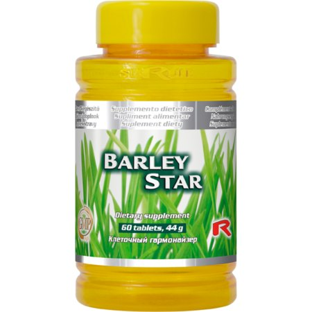 BARLEY STAR-oczyszczanie organizmu