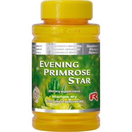 EVENING PRIMROSE STAR-zaburzenia miesiączkowania, skóra, trądzik