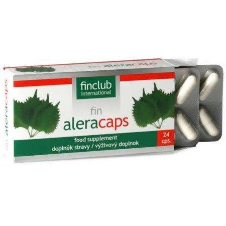 fin Aleracaps-alergia