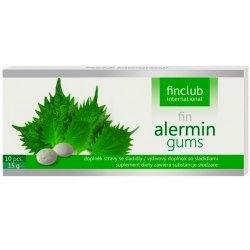 Allermin gumy do żucia-łagodzenie alergii na pyłki