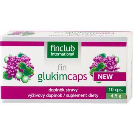 Fin Glukimcaps-odporność,infekcje, grypa, angina