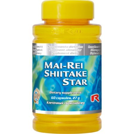 MAI-REI SHIITAKE STAR-odporność, nowotwory