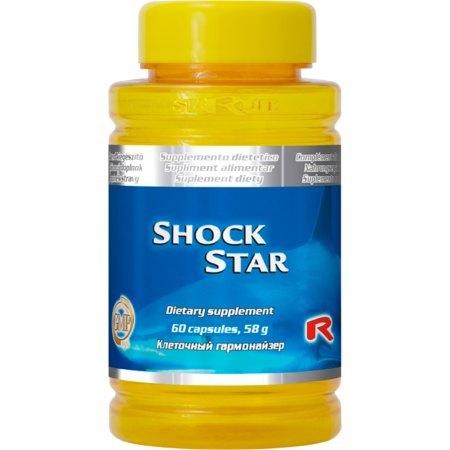 SHOCK STAR -stawy, kości
