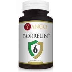 Borrelin 6™-ukąszenia kleszczy, borelioza