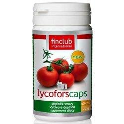 Fin Lycoforscaps - ochrona płuc, piersi, jajników