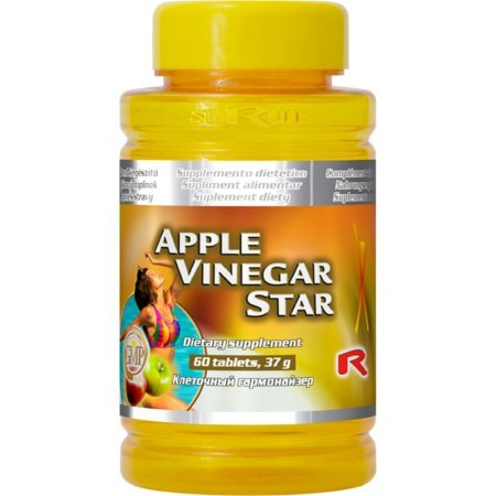 APPLE VINEGAR STAR-ocet jabłkowy