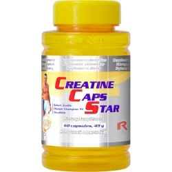 CREATINE CAPS STAR