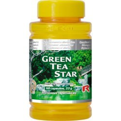 GREEN TEA STAR