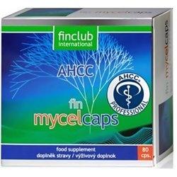 Fin Mycelcaps odporność, nowotwory