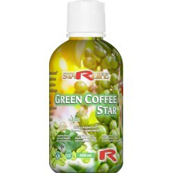 GREEN COFFEE STAR