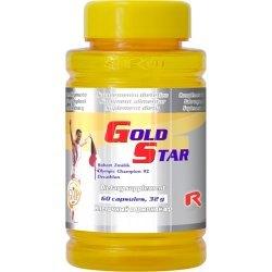 GOLD STAR witalność, wydolność układu ruchu, odporność