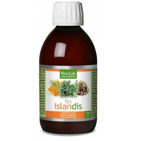 Fin Islandis przeziębienia, kaszel