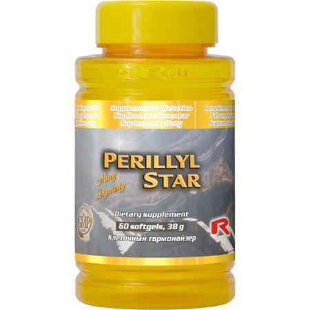 PERILLYL STAR alergia, katar sienny, pyłki , roztocza