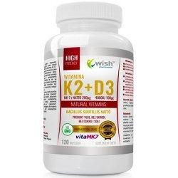 Witamina K2 VitaMK7 Z Natto zdrowie kości