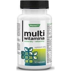Multiwitamina Minerały + witaminy, wzmocnienie organizmu