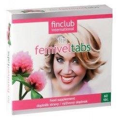 fin Femiweltabs- fitoestrogeny- wyciag z czerwonej koniczyny-menopauza