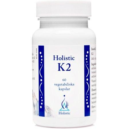 Holistic K2 Witamina K2 (K2 MK7)gospodarka wapniowa