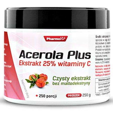 Acerola Plus-infekcje, przeziębienia, anemia, niedobór witaminy C