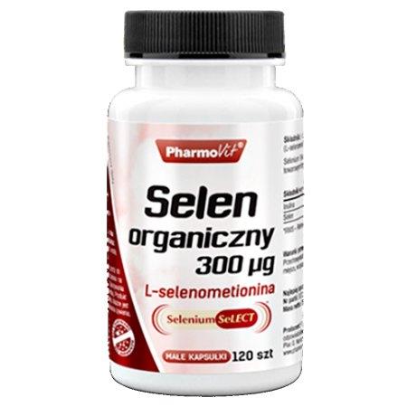 SELEN ORGANICZNY-ochrona antoksydacyjna, spermatogeneza, odporność,
