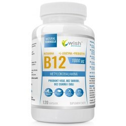 Witamina B12 Metylokobalamina-wsparcie psychiki