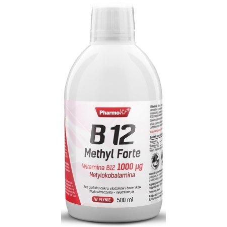 B12 Methyl Forte, metylokobalmina dla układu nerwowego