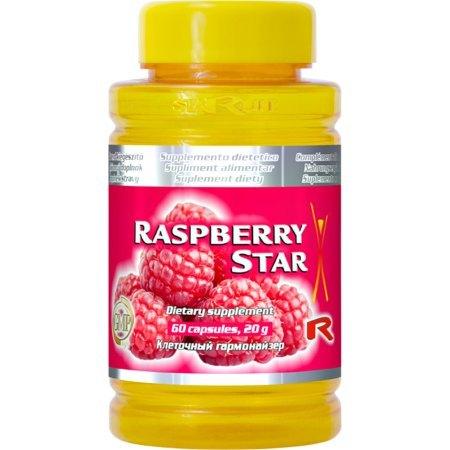 RASPBERRY STAR-ketony malinowe , spalacz tłuszczu