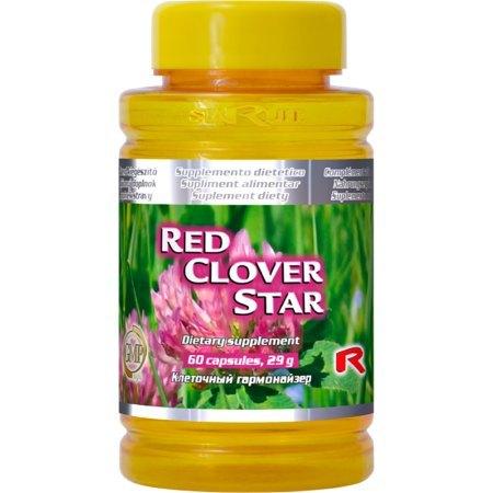 RED CLOVER STAR- czerwona koniczyna, menopauza,