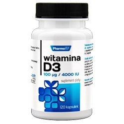 Witamina D3 100 mg /4000 IU