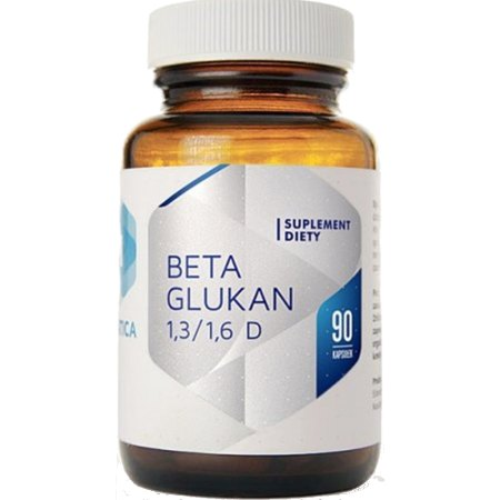 Beta Glukan 1,3/1,6 D wzmocnienie odporności.