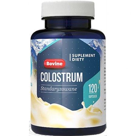 Bovine Colostrum-odporność na infekcje
