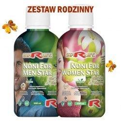 NONI FOR WOMEN&MEN witalność, hormony,