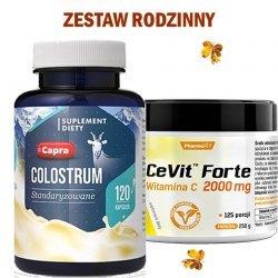 Colostrum Capra + CEVIT™ FORTE odporność