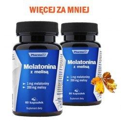 Melatonina- na dobry sen