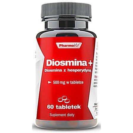 DIOSMINA+ krążenie żylne