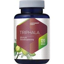 Triphala dla zdrowia układu pokarmowego, przeciwdziała pasożytom