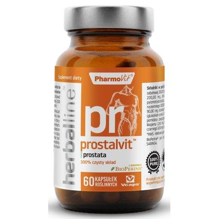 ProstalvitTM - wspomaganie prostaty