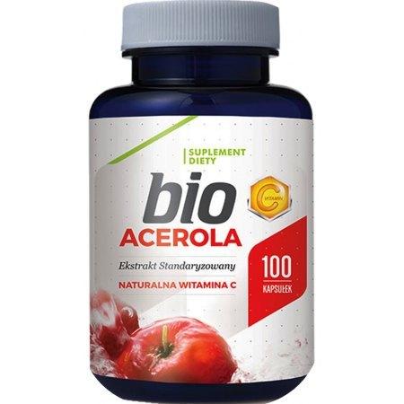 bio ACEROLA- naturalna witamina C