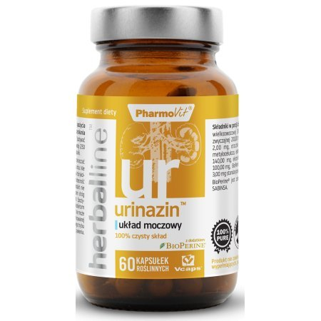 UrinazinTM- wspomaga prace układu moczowego