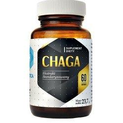 Chaga- odporność,